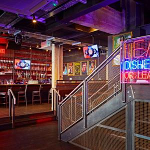 Mojo Bar Digital Signage