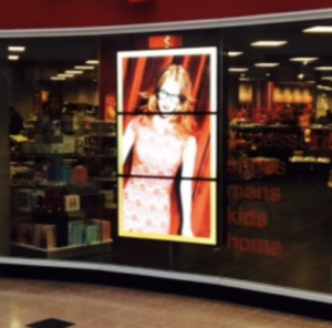 Digital Signage Window Display For The New Norm