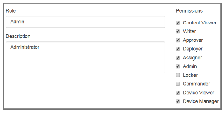 How do I change user permissions in SignStix