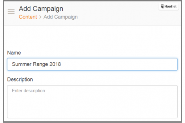 How do I use campaigns to control what signs are shown where and when in SignStix