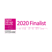 SignStix - Digital Signage Awards 2020 Finalist