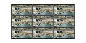 SignStix Video Wall Configured