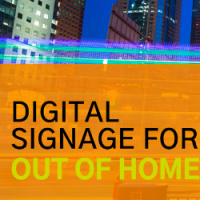 Digital Signage For Out Of Home