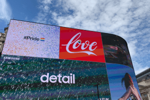 Why Post Social Media On Your Digital Signage